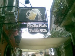 Risto-pub Tutti cca