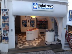 Selatrevo Greek Frozen Yogurt