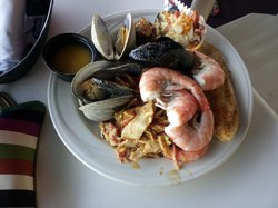 Fish Bones Restaurant and Seafood Buffet