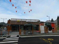 McDonald's Terni Drive