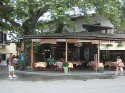 Cafe Grill Platanos
