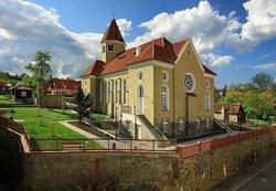 Synagogue of Cesky Krumlov
