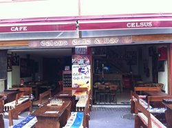 Celsus Cafe Bar