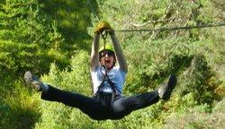 Zip Trek Park Aviemore