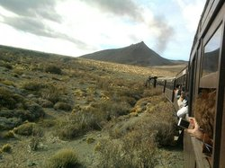 La Trochita-viejo expreso patagonico en Esquel