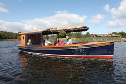 The Waterside-Boat Tours on Gentleman Jim