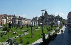 Prefecture Square Craiova