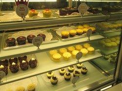 Vanilla Cupcake Bakery Filinvest