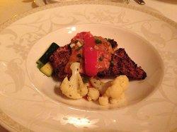 Fresh fish dinner special