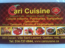 Cari Cuisine Restaurant