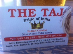 The Taj Indian Cuisine