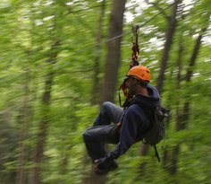 Soaring Cliffs Zip Line Course