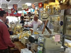 The Concord Cheese Shop