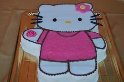 sweet, delicious and trendy Hello Kitty