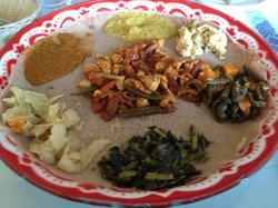Meskerem Ethiopien Cuisine