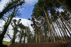Barnett Demesne Mountain Bike Trails