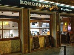 Borges & Go Cafeteria
