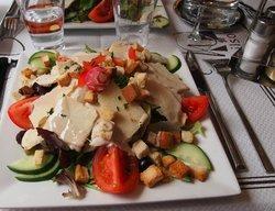 une bonne salade