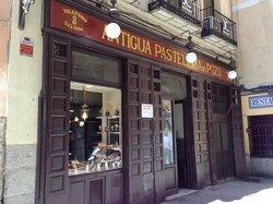 Antigua Pasteleria del Pozo