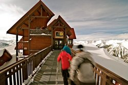Eagle's Eye Restaurant - Kicking Horse Mountain Resort