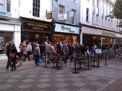 West Cornwall Pasty Company - York Parliament Street