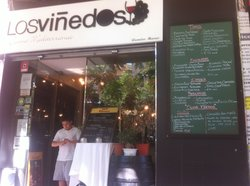 Restaurante Los Vinedos
