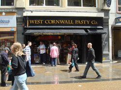 The West Cornwall Pasty Company