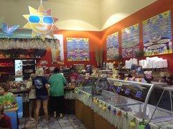 Paradice ice cream and ice treats