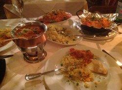 Indisches Spezialitat Restaurant Jaipur beim alten Wirt