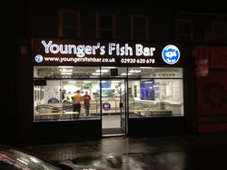 Youngers Fish Bar
