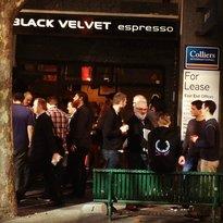 Black Velvet Espresso