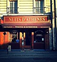 Nuits d'Athenes