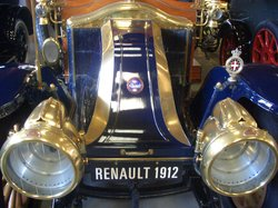 Jysk Automobilmuseum (Jutland Car Museum)