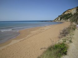 Gardenos Beach