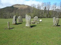 Stone Circle Killin