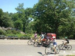 Central Park Tours & Bike Rentals