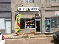 Miss Griffin's Footlong Hotdogs
