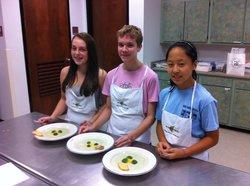 Wynton's World Cooking School