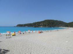 Strand von Ölüdeniz (Blaue Lagune)