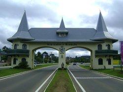 Portico Via Taquara