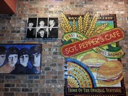 ‪Sgt Peppers Cafe‬