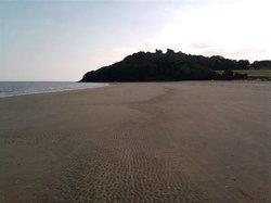 Llansteffan Beach