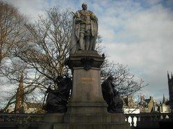 Edward VII Statue