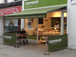 Farmhouse deli a passion for food