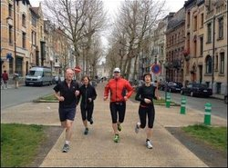 City Running Tours Gent