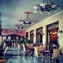 Hotel Casa Granda Terrace Bar