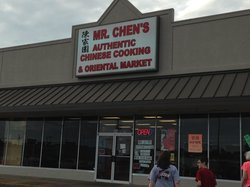 Mr. Chen's Authentic Chinese Cooking & Oriental Market