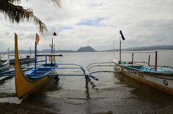 Esquieres Travel Taal Volcano Crater Tour