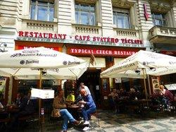 Restaurant - Cafe Svateho Vaclava