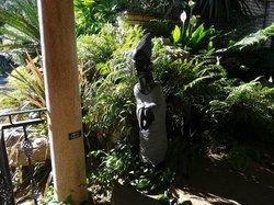 Sculpture at Makaranga